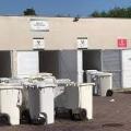 Armazenamento temporário de resíduos serviços saúde