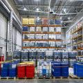 Armazenamento temporário de resíduos sólidos