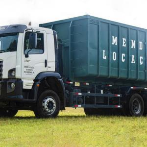 Coleta de resíduos sólidos industriais