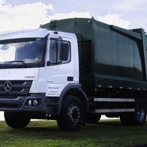 Coleta transporte e destinação de lixo