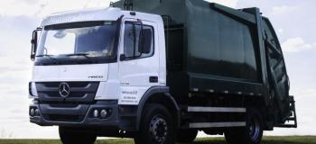 Coleta de residuos não perigosos