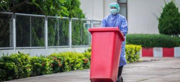 Empresas de transporte de residuos hospitalares