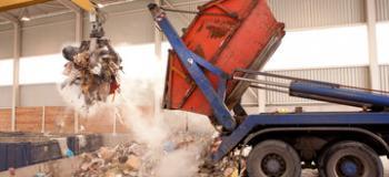 Gerenciamento de residuos de obra